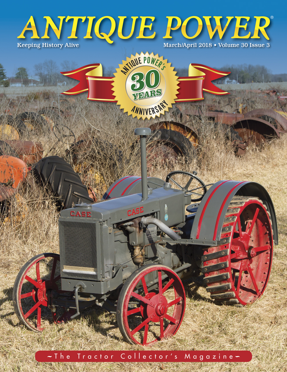 Antique Power magazine