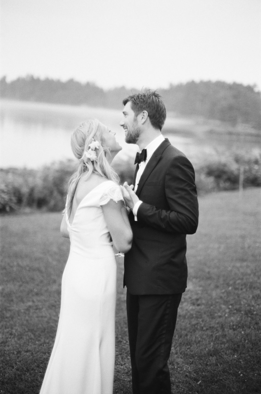 Wiscasset Maine wedding photography