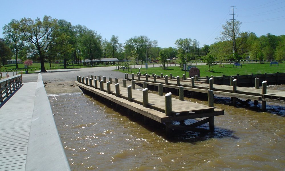 Flying Point Park Waterside Improvements
