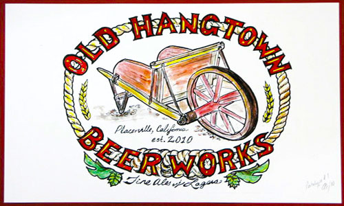 Old Hangtown Beerworks