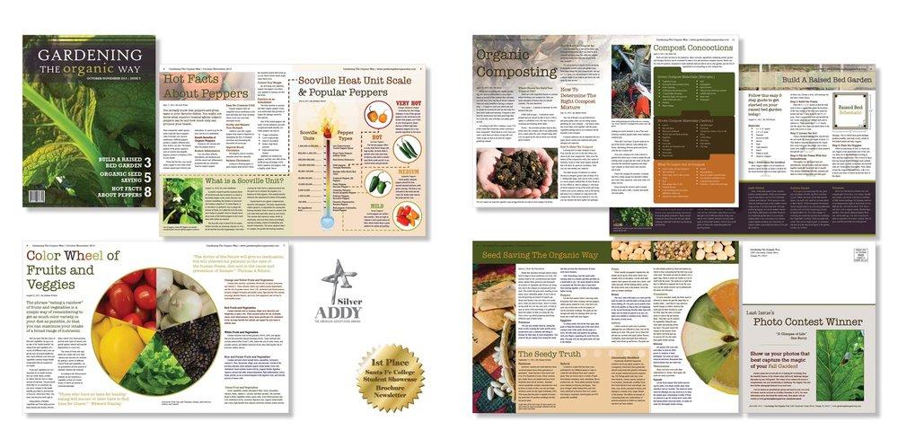 Gardening the Organic Way Newsletter