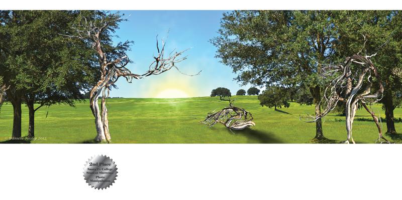 Song of Creation - HDR Fantasy Landscape