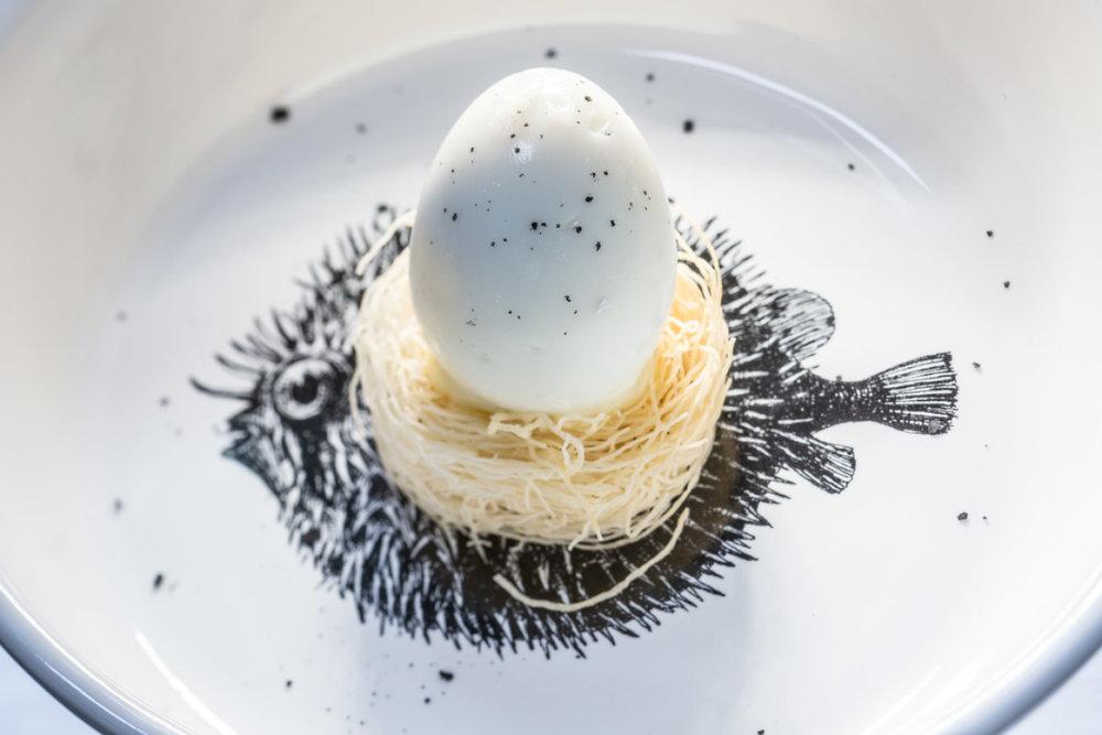 Mammiferi esclusi alla Secret Kitchen di Serena Barbieri da Hermes,  fotoracconto di Alessandro Castiglioni