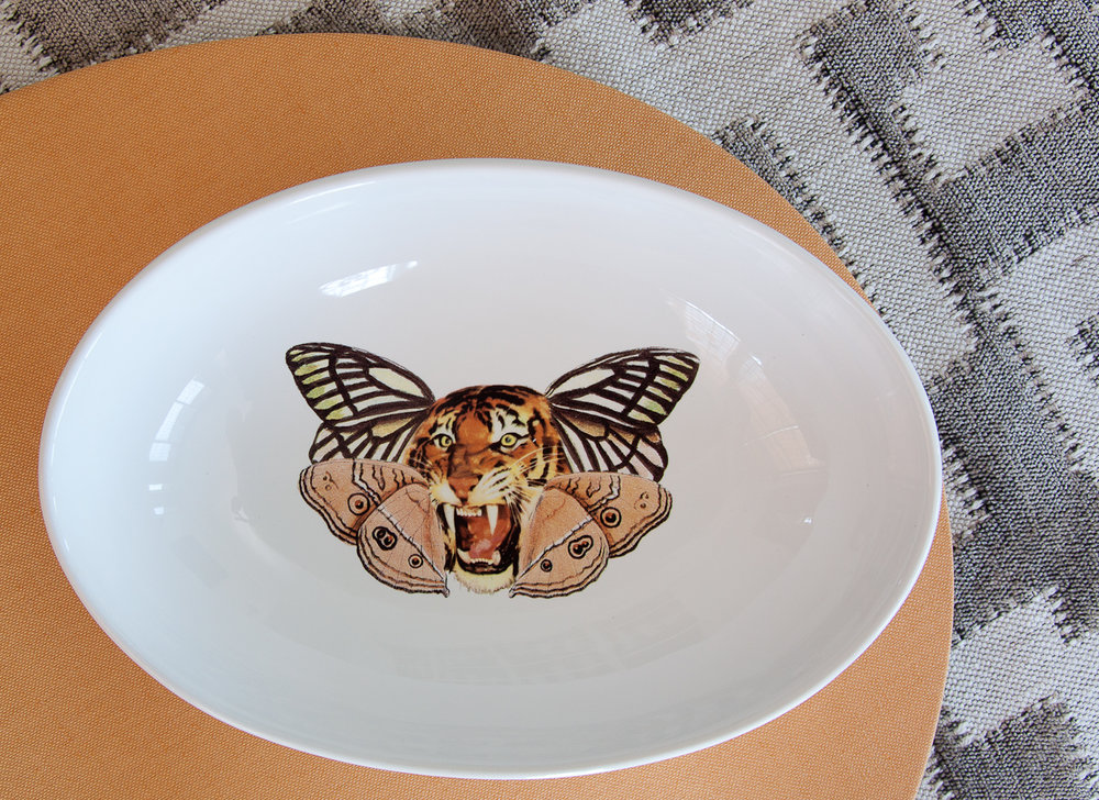 Ciotola Tigre | Tiger Bowl