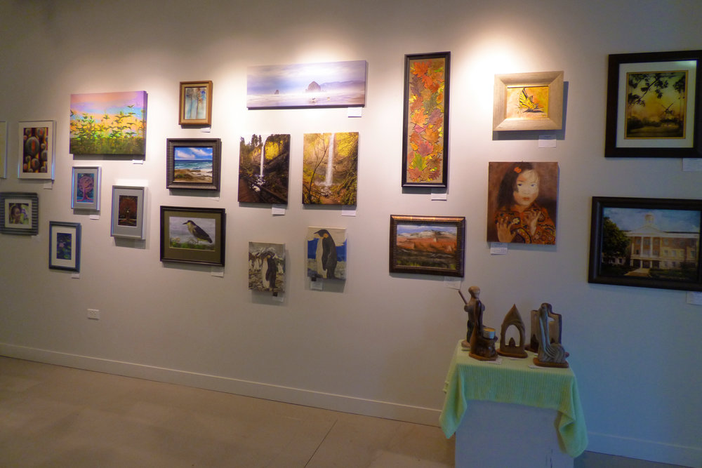 Art for All: Art League with rotating exhibits