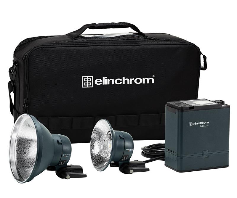 Elinchrom ELB 500 TTL - ...vorgestellt in Episode 1