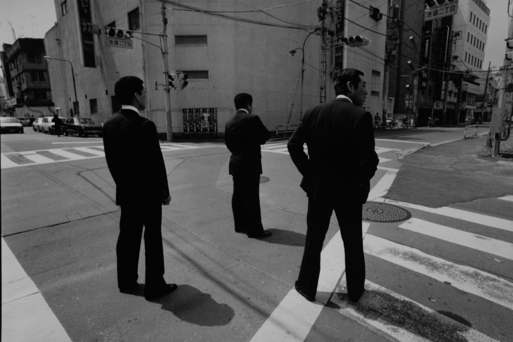 Alberto Venzago spricht u.a. über sein Fotoprojekt mit der Japanischen Mafia