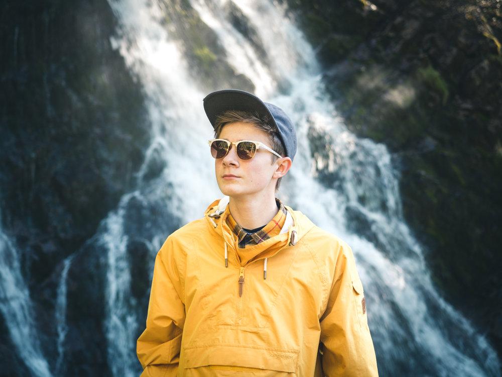 Seya Eggler - Landschaftsfotograf, Instagramer, zu Gast in Episode 2