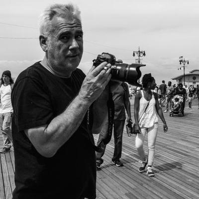 Lothar Schmid - Starfotograf, zu Gast in Episode 3