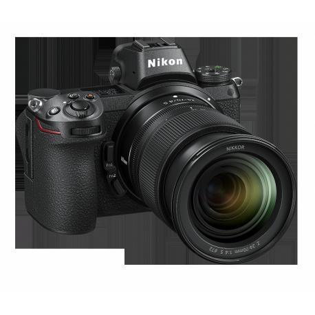 Nikon Z6 & Z7 - Vorgestellt in Episode 3