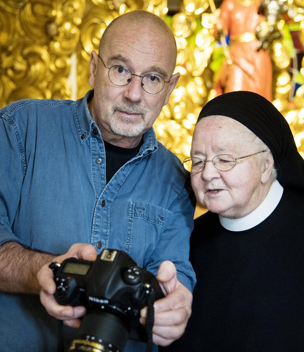 Christoph Hammer - Dokumentar-Fotograf, zu Gast in Episode 3