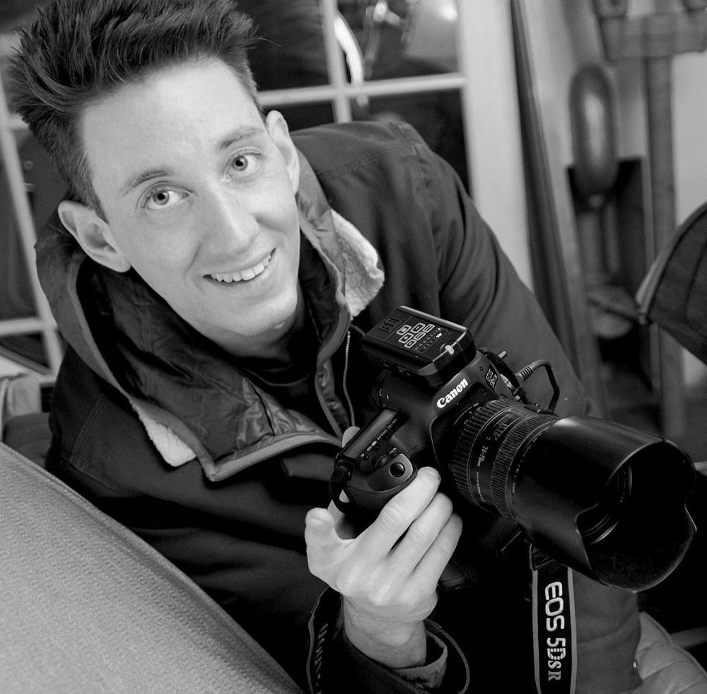Rico Rosenberger - People- und Still-Life Fotograf, zu Gast in Episode 6