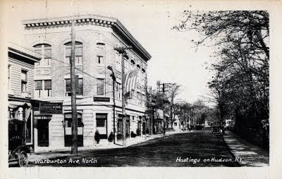 The Hastings House Restaurant, photograph courtesy of Hastings Historical Society.