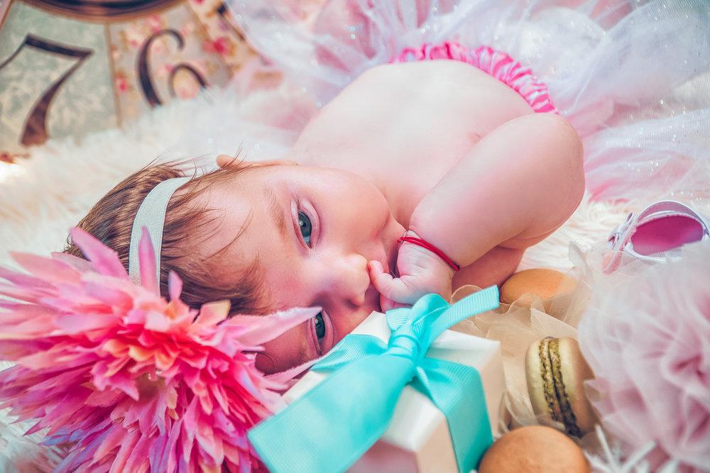 crina popescu sedinta foto bebe studio