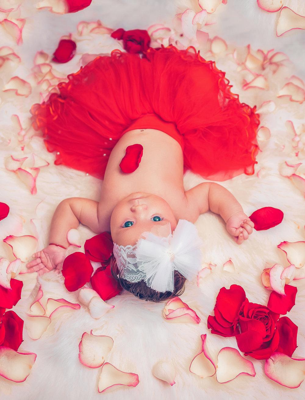 crina popescu sedinta foto bebe copil