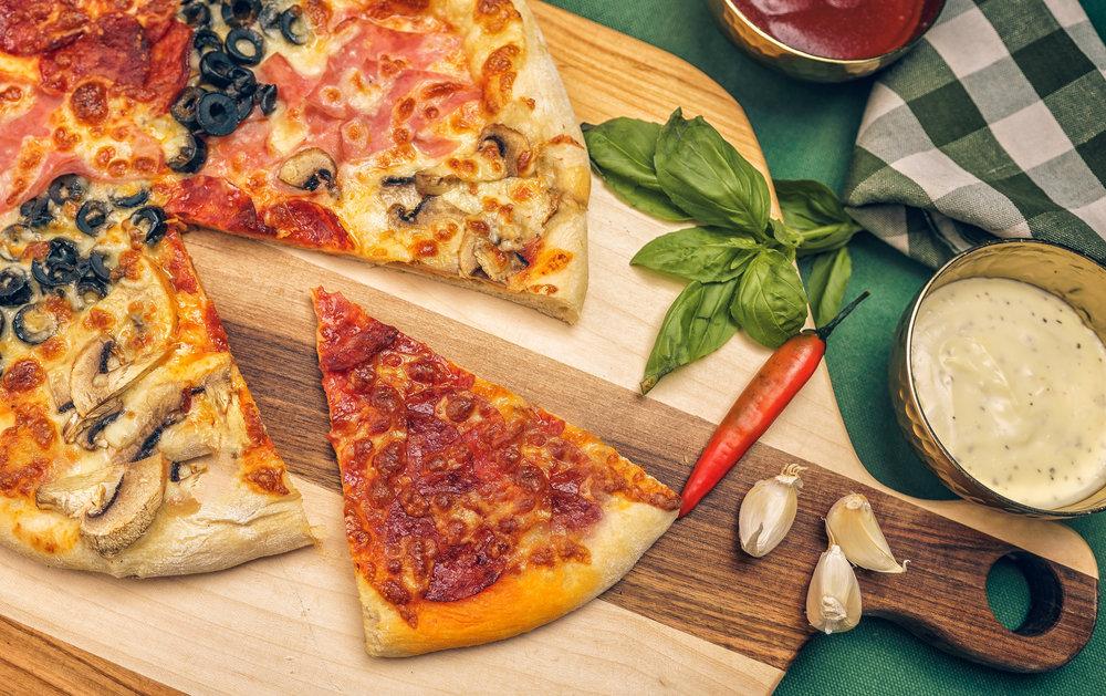 Pizza - Una dintre preferatele mele…