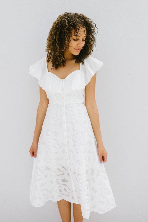 4ad003bfa6 Foxiedox Tabby Midi Dress ...