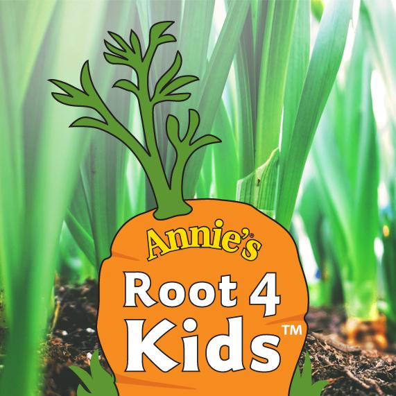 Annie's: root 4 kids - Logo & Website Design