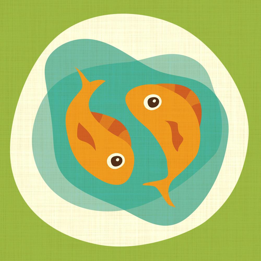 zodiac baby - Illustration