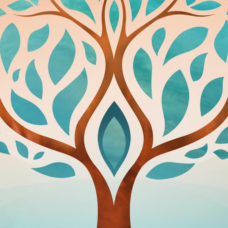 root & flow wellness - Symbol Design
