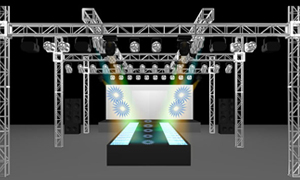Theatrical lighting -