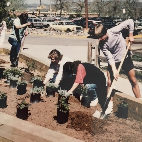 Student Xeriscape Project