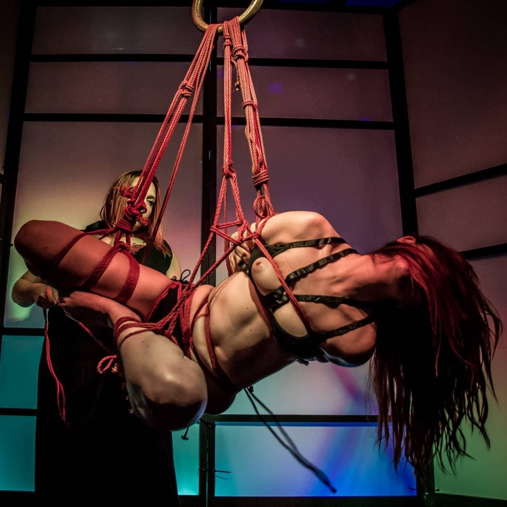 Beatrice Gigliuto - Rome, ItalyWorkshops // Tuition // SessionsModelling // Performanceemail // website // fetlife // instaRitual Labropework: Beatrice Gigliutomodelling: Elisa Farnese