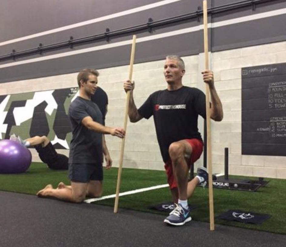 Personal Training Calgary Renegade Training Company
