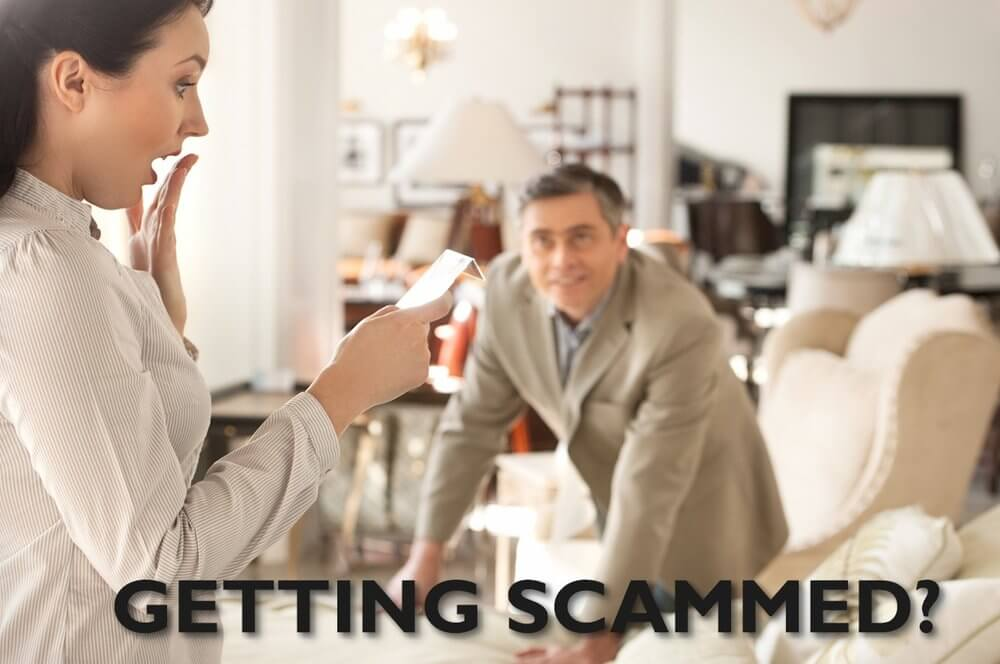 Scams are widespread in the mattress marketplace and we teach you how to identify them.