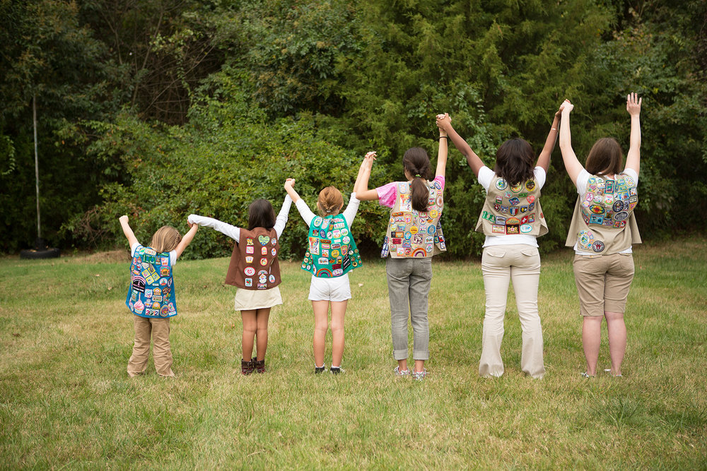 Outdoors Matters - Skill-building, Collaboration, and Respect for Nature are all derivatives of the Girl Scout Leadership Experience in the outdoors.