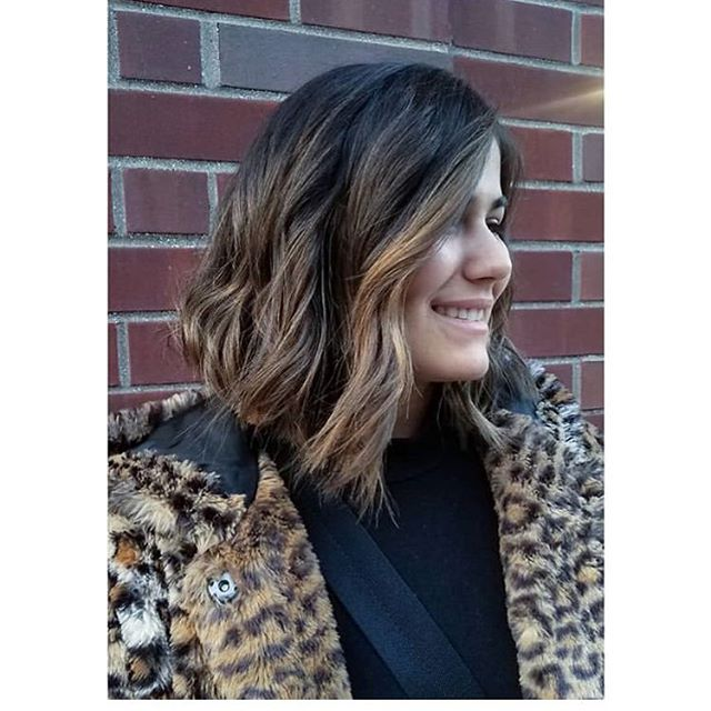 Cut and color by @shears_genius.