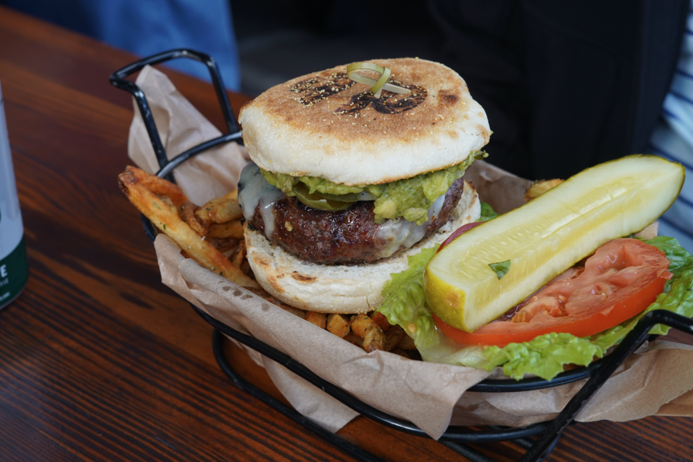 Video Review: Diablo Burger