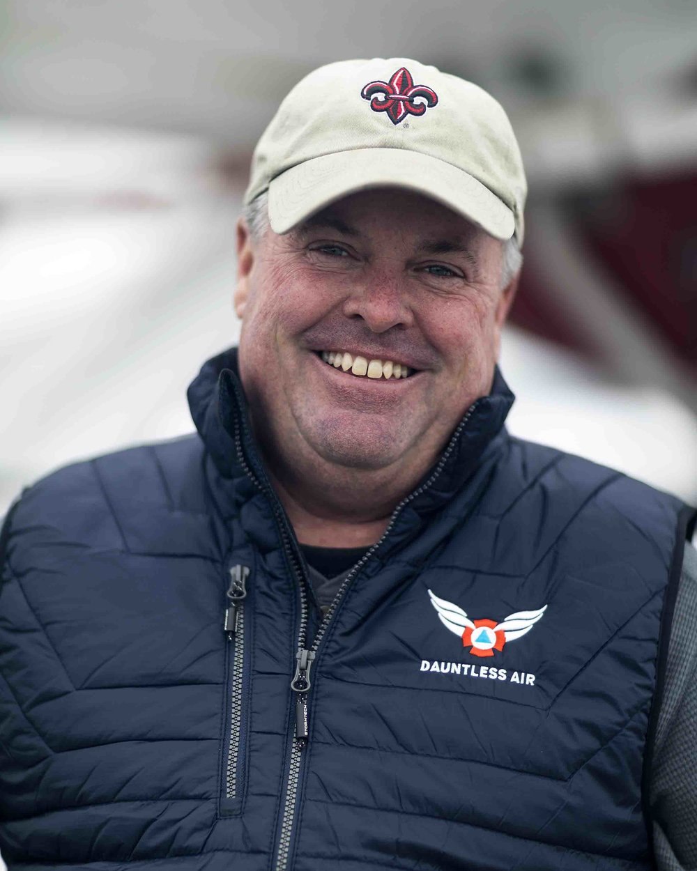 JESSE WEAVERDIRECTOR OF OPERATIONS & CHIEF PILOT  - As Director of Operations and Chief Pilot, Jesse is responsible for coordinating all firefighting operations for Dauntless Air, including managing all aspects of the piloting team from pilot hiring to aerial training to the implementation of safety requirements. Over the course of his 30-year aviation career, Jesse has spent 15 seasons fighting wildfires – including 14 seasons with Dauntless Air (previously, Aero Spray) and 12 seasons in a Fire Boss. Internationally, Jesse spent two seasons flying for Pay's Air Service in Australia, where he helped start the Pay's Fire Boss program by flying operational missions and training pilots. Jesse has close to 15,000 hours of flight time, the majority of which has been spent in Air Tractor aircraft like the Fire Boss. In addition to firefighting aircraft, Jesse has flown corporate and agricultural aircraft, as well as warbirds.