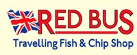 Red Bus  || Red Bus Food Travelling Fish & Chip Shop
