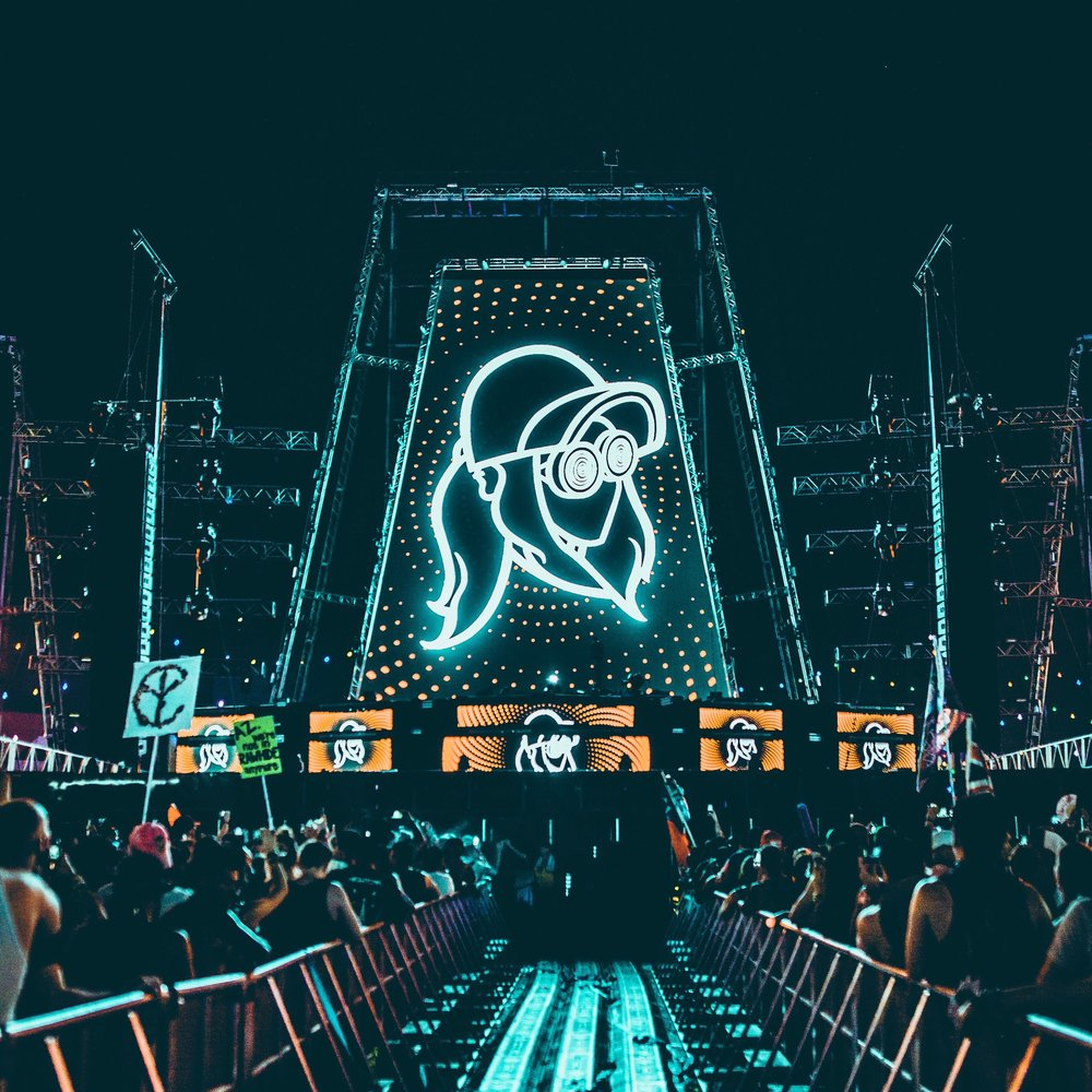 Electric Daisy Carnival    Last year, we has the opportunity to work with REZZ at EDC, while she played The Circuit Grounds.