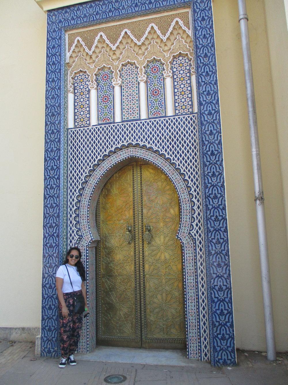 Palace, Fes, Morocco