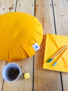 yellow journal instant pause avni touch