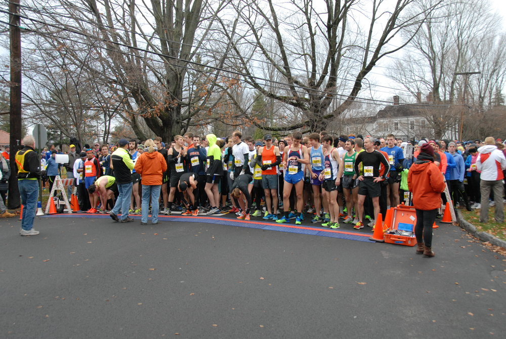 Thanksgiving Day Race 2014 Video