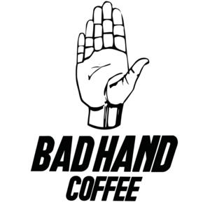 Hoodie — Bad Hand Coffee