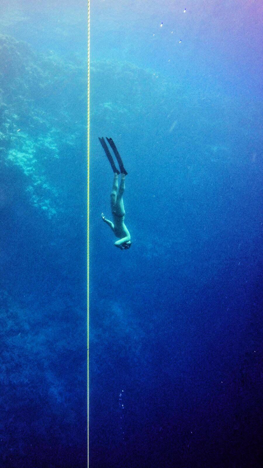 Blue Hole, Dahab Egypt