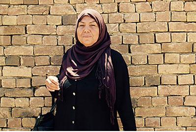 Hanifa Sanpoor - SOZO Community Health Worker