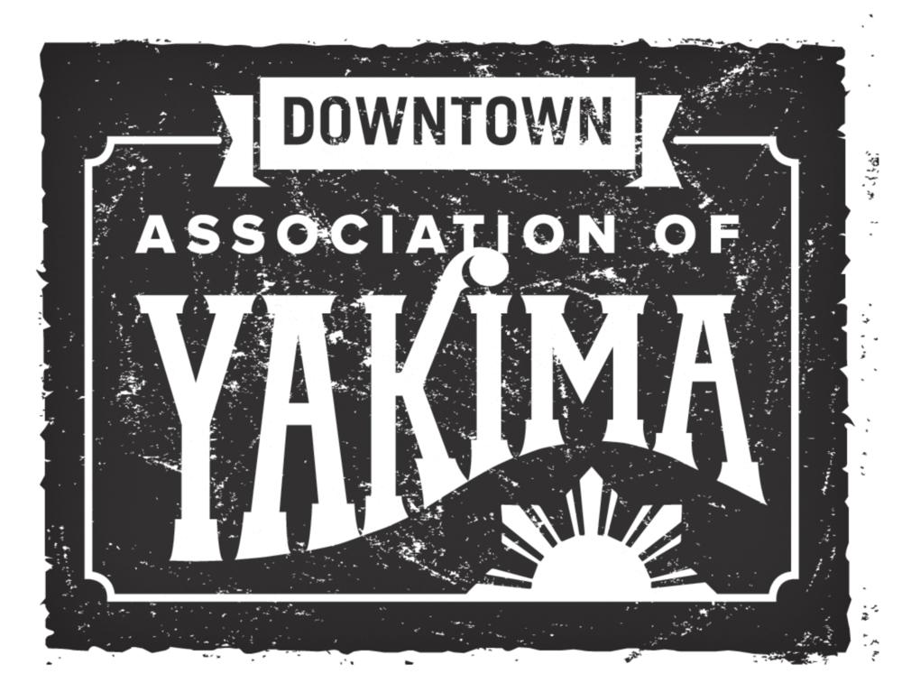 Downtown Association of Yakima Logo