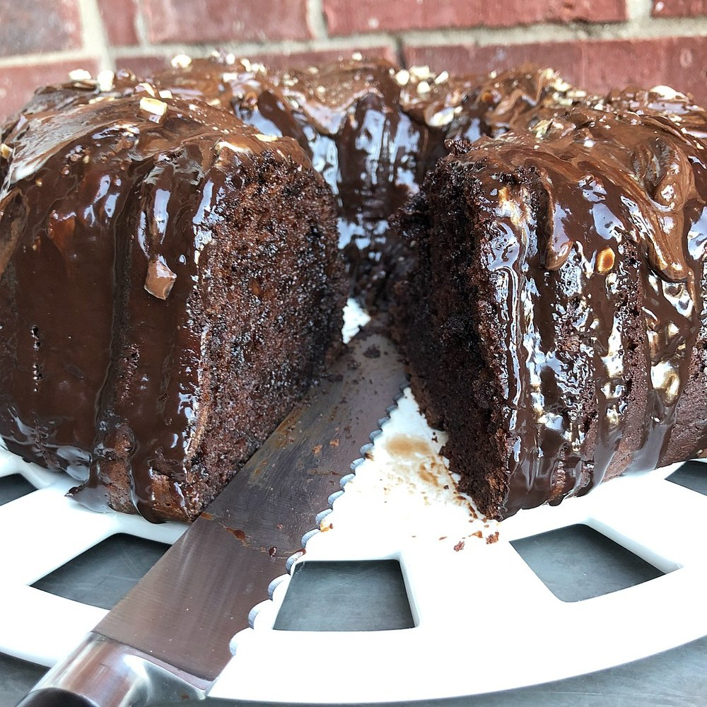 andes mint chocolate bundt cake 3.JPG