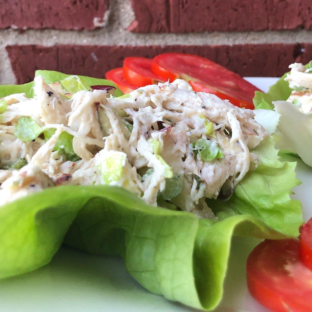 chicken salad lettuce wraps.JPG
