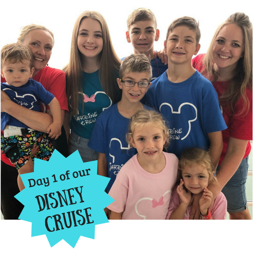 Disney Cruise Day 1 !!.png