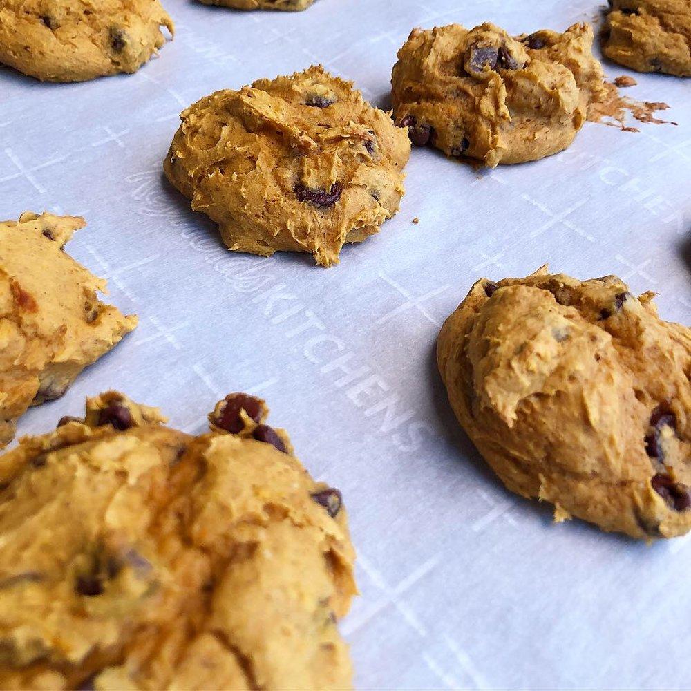 pumpkin chocolate chip cookies 4.JPG
