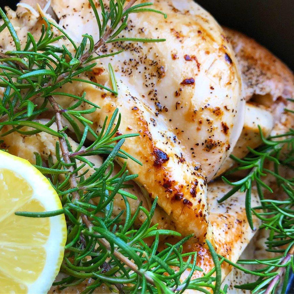 rosemary lemon chicken in a pressure cooker.JPG