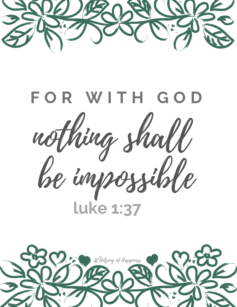 for with God nothing is impossible printable graphic.png