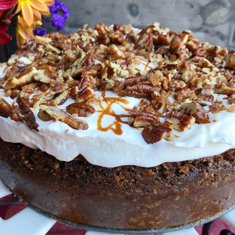 pumpkin cheesecake 6.JPG