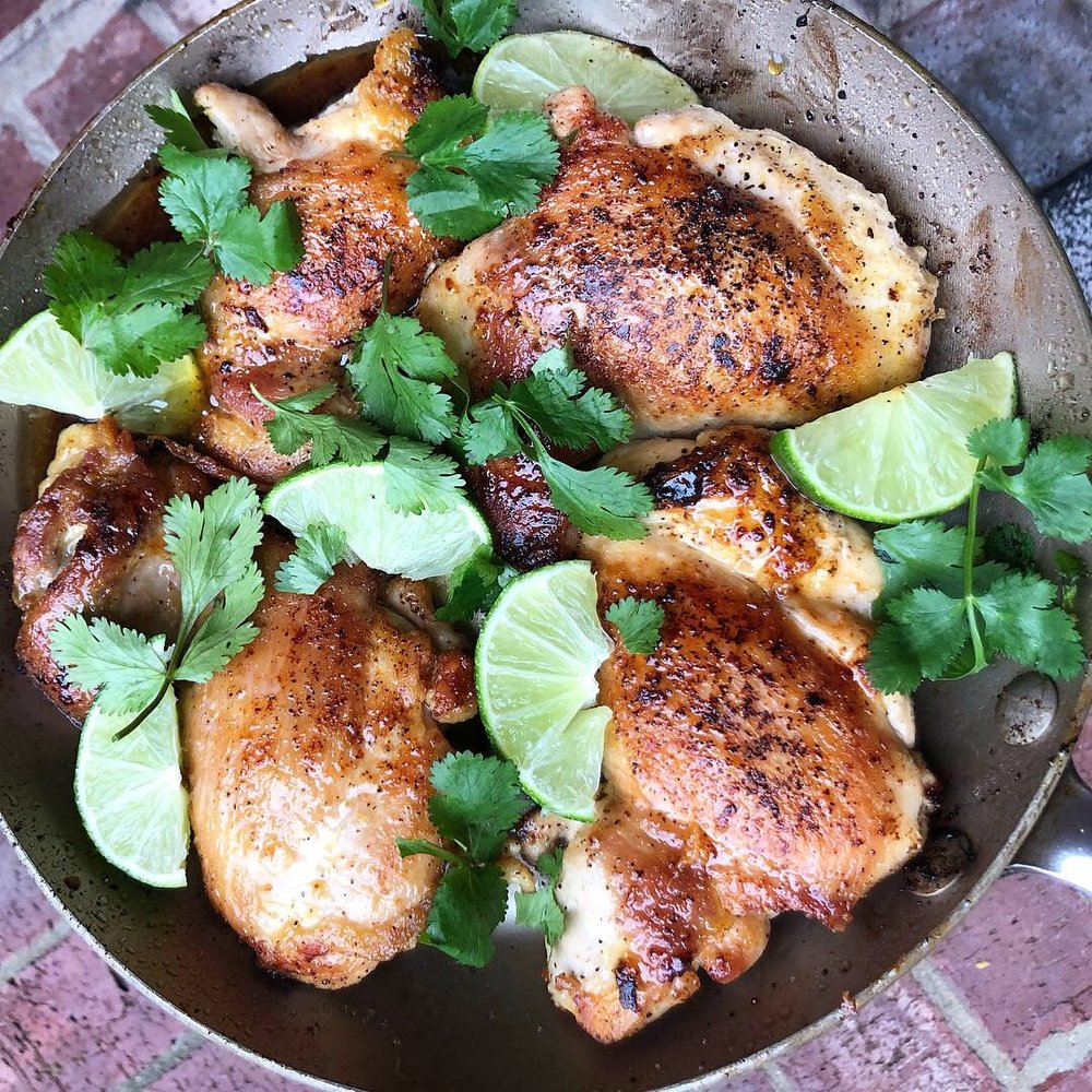 pan fried honey lime chicken thighs 3.JPG